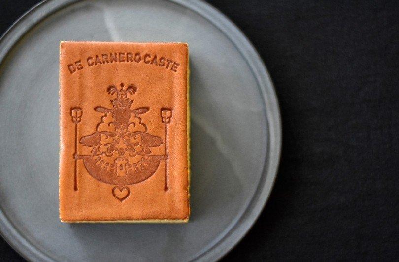 デカネロ カステラの美味しい無添加カステラ